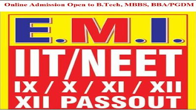 Online Admission Open to B.Tech