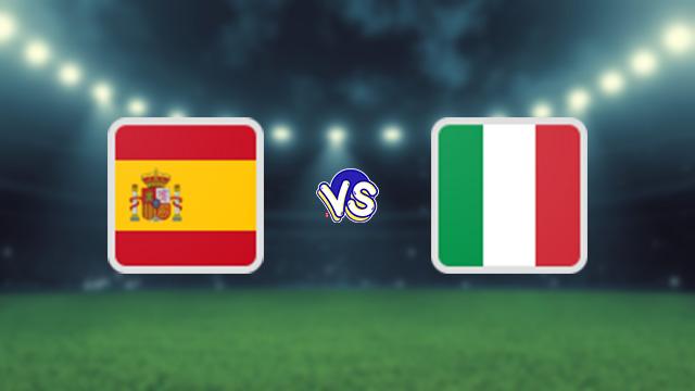 نتيجة مباراة ايطاليا واسبانيا اليوم 06-10-2021 في دوري الأمم الأوروبية
