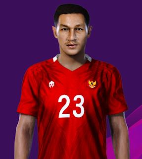 PES 2020 Faces Hansamu Yama by PESFaceThai