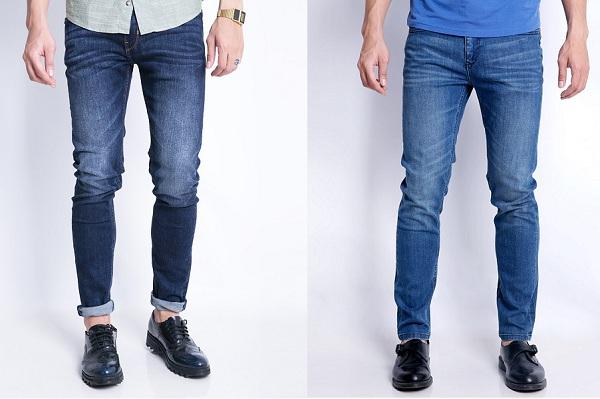 Mẹo chọn quần jean nam cực chuẩn