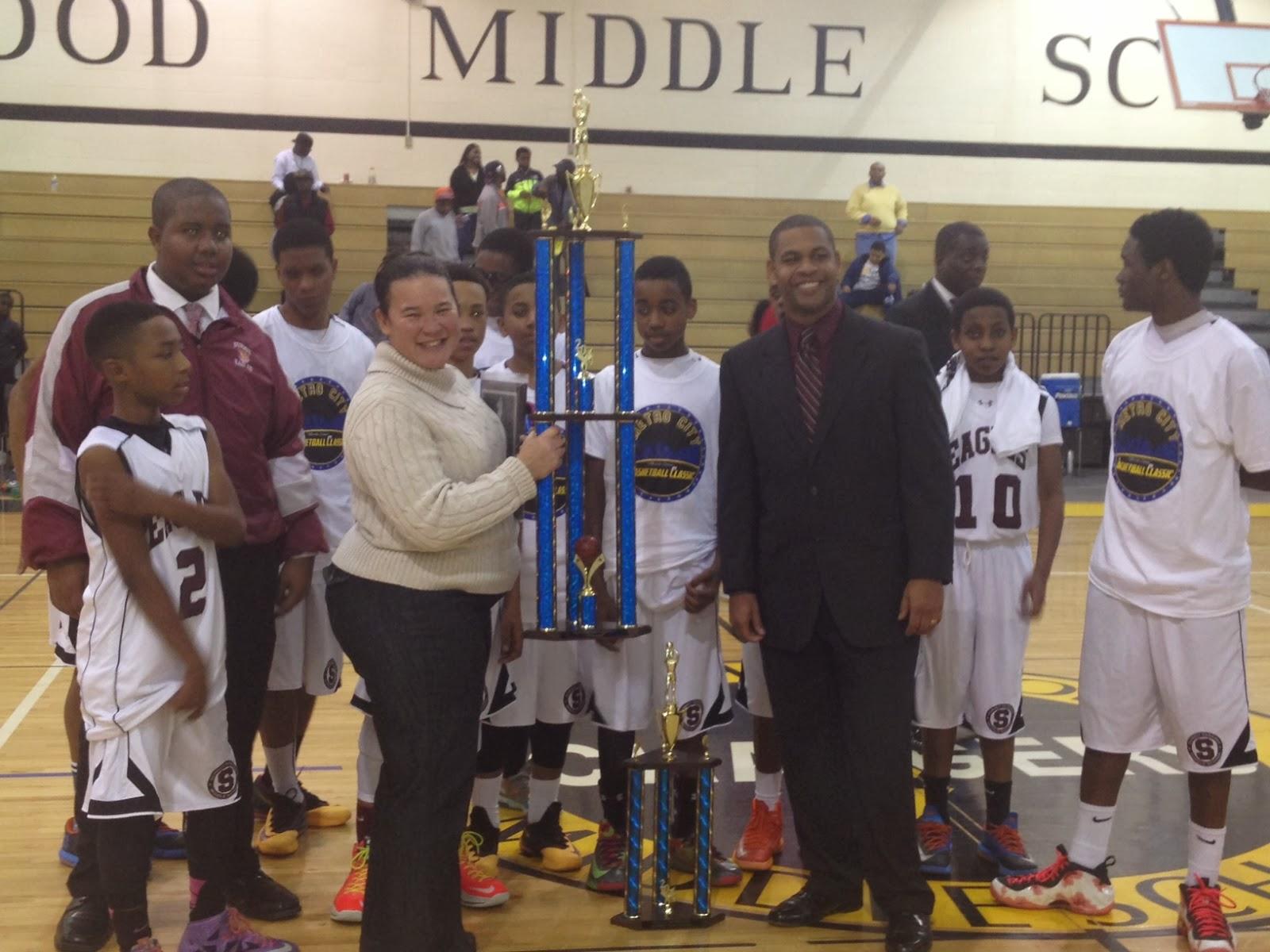 SUMMIT UP NEWS: SPM Basketball Champions