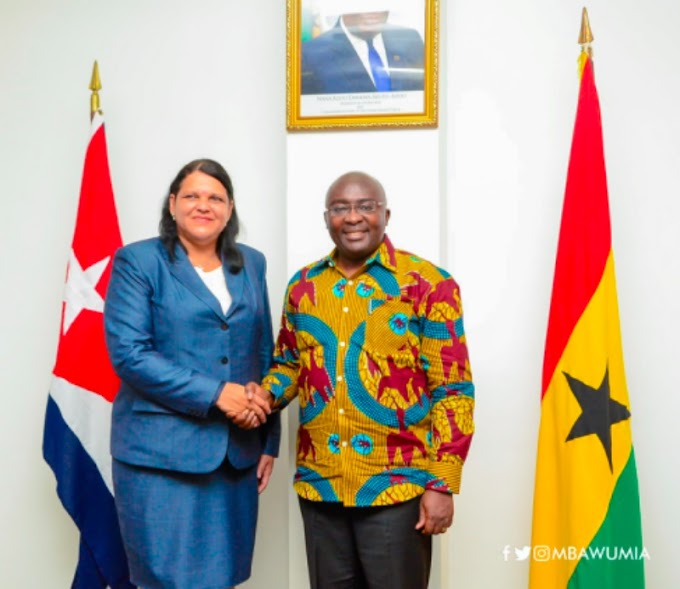 Ghana, Cuba To Join Forces In Malaria Fight