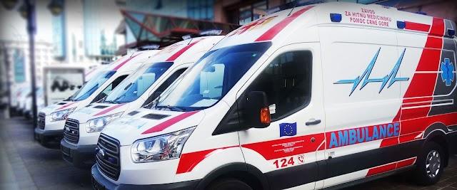 Ministarstvo sprema izmjene zakona: Petnjica, Gusinje i Tuzi da dobiju jedinice za hitnu pomoć