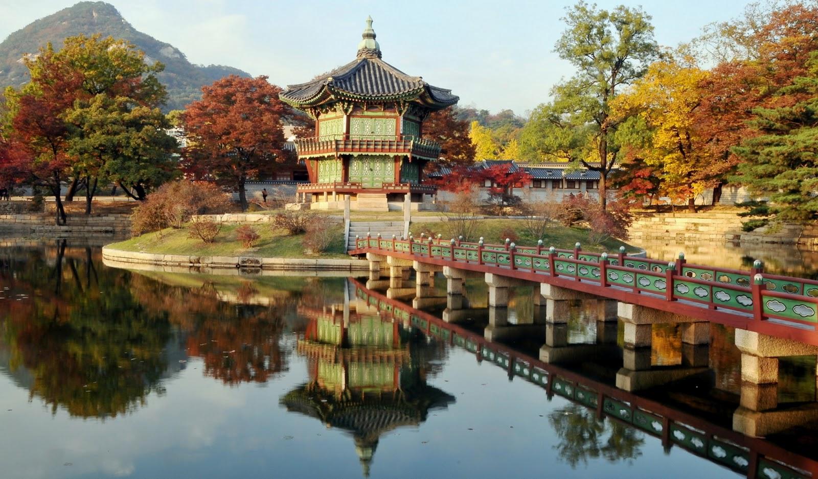 Travel Adventures Republic Of Korea South Korea A Voyage To South Korea Asia
