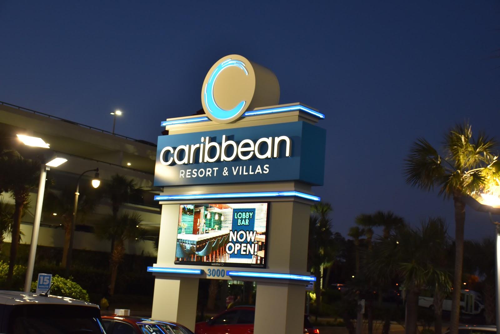 Caribbean Resort and Villas and Villas in Myrtle Beach