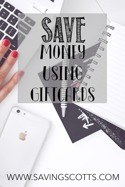 save money gift cards