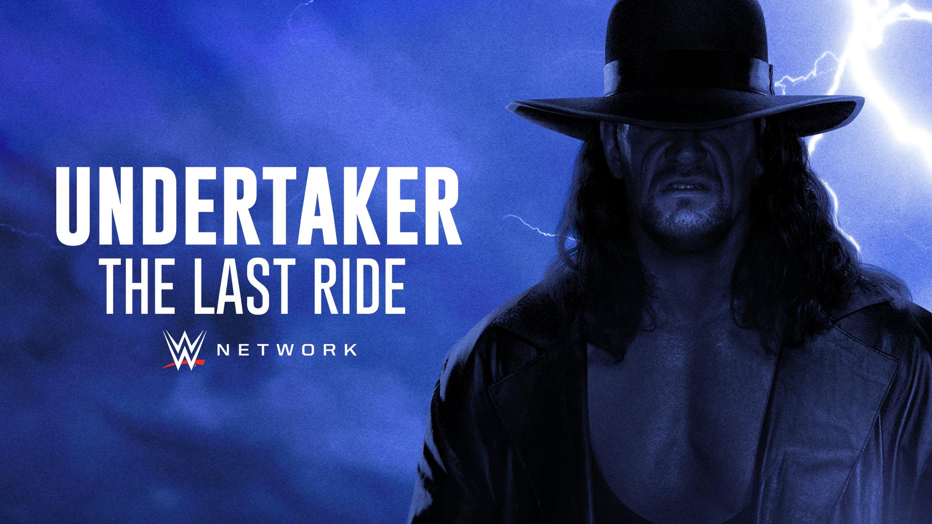 The Undertaker: The Last Ride agora está disponível de forma gratuita na WWE Network