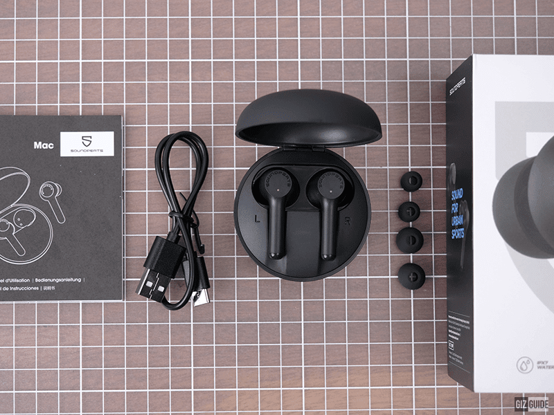 SoundPEATS Mac TWS earbuds with Noise Cancellation now available in the PH!