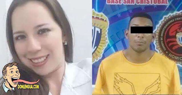 Estranguló a una mujer en el Táchira y dejó su cuepro en un bosque