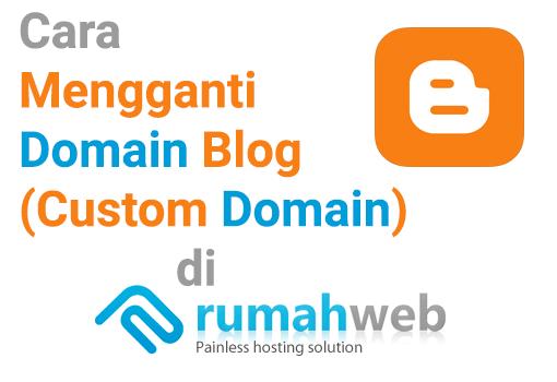 TUTORIAL Mengganti Domain Blog dengan Domain Sendiri 41