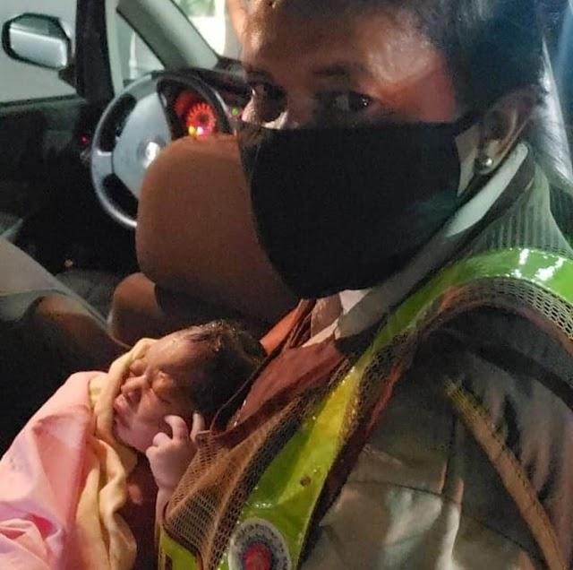Salvador: Grávida dá à luz em viatura da 23ª CIPM