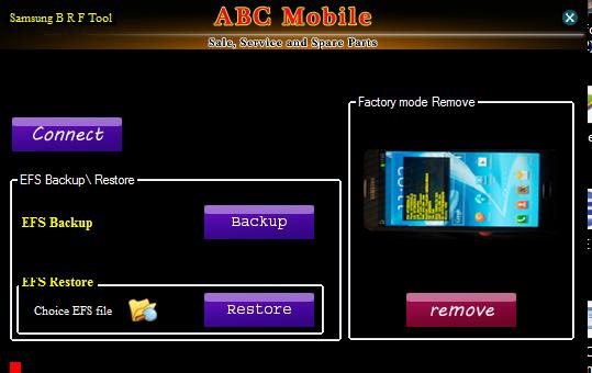 Samsung BRF Tool For EFS Backup/EFS Restore/ Factory Mode Remove Free Download