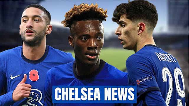 CHELSEA NEWS | ZIYECH DOESNT FIT | TAMMY OVERLOOKED | HAVERTZ FEAR | 4-2-3-1 PLEASE.