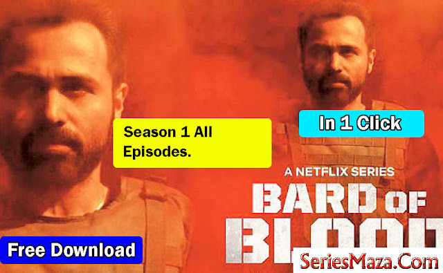Bard Of Blood(2019)|Netflix |Complete Series