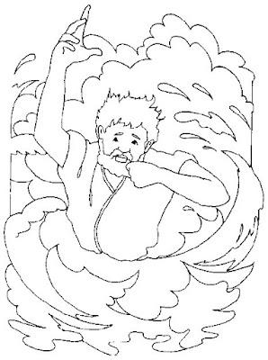 Pietro affonda nelle acque del lago