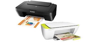 Daftar Harga Printer Murah Merk Terbaru Berkualitas Terbaik