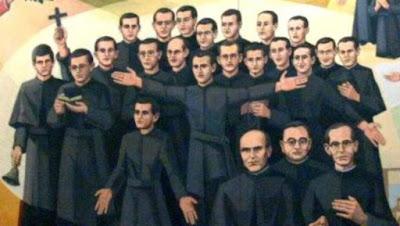 Companys, beatos, Iglesia, Persecución, rojos,