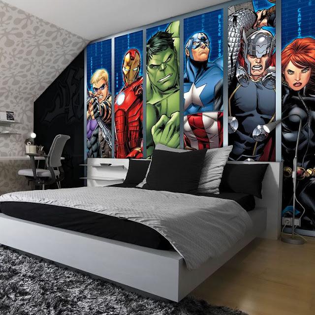Superhjältar Tapet Avengers Tapet Marvel Superhjälte Tapeter