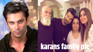 Karan Singh Grover Mother, Father and Brother