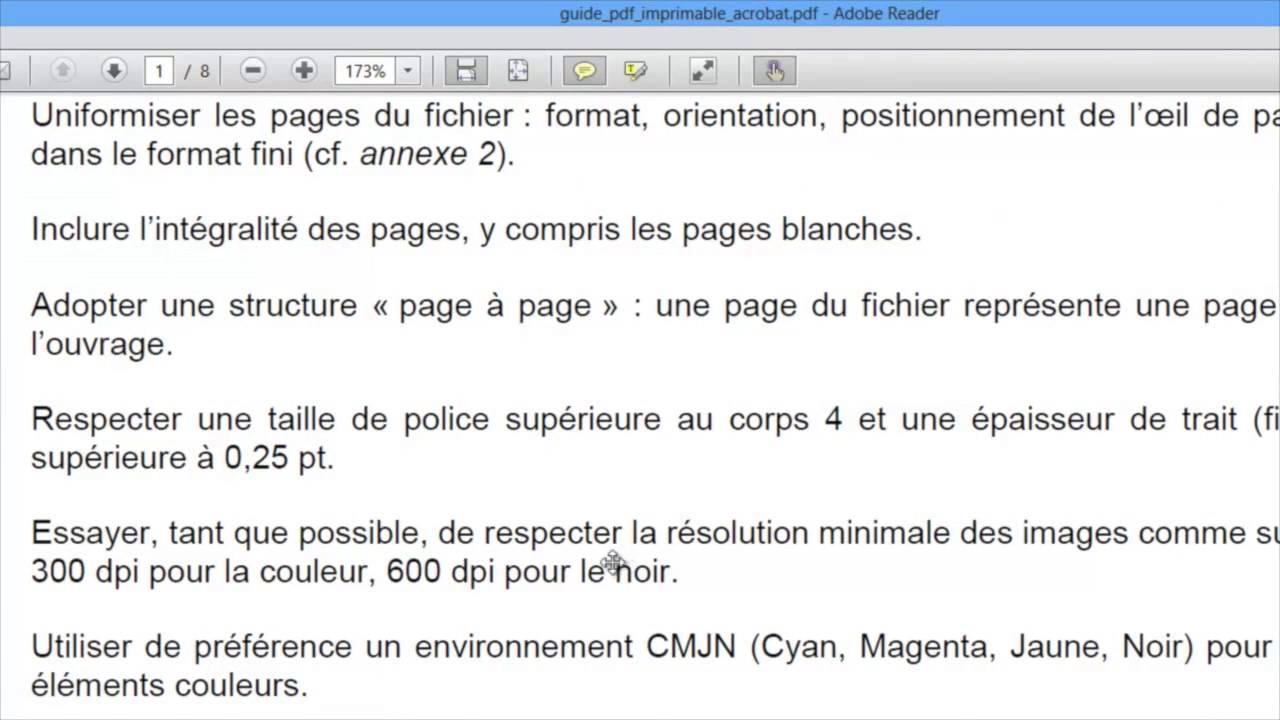 une image dans un pdf adobe reader
