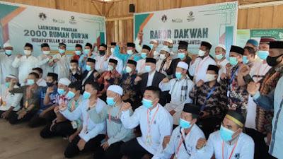 Hidayatullah se-Sulawesi Bertekad Hadirkan 2000 Rumah Qur'an