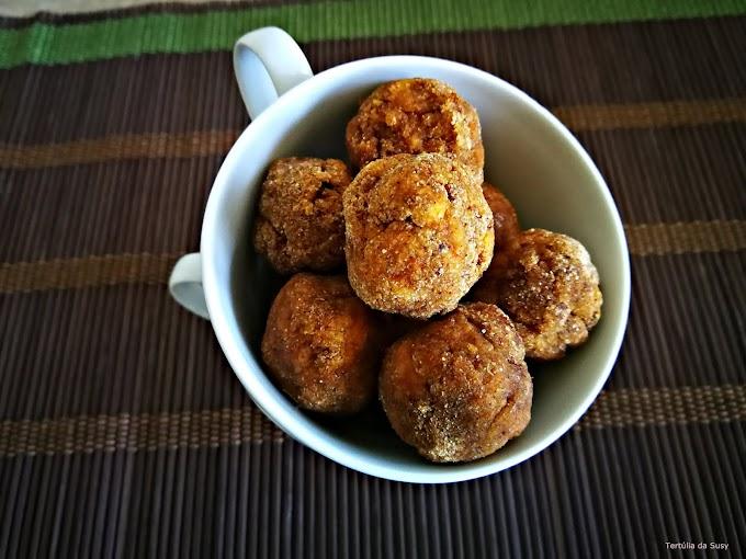 Broas de batata-doce