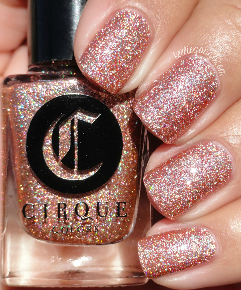 Cirque Colors Morganite