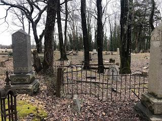 Evergreen Cemetery, 2021