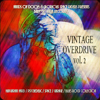 Vintage Overdrive vol. 2 - Hands Of Doom & Glorious Space Riders