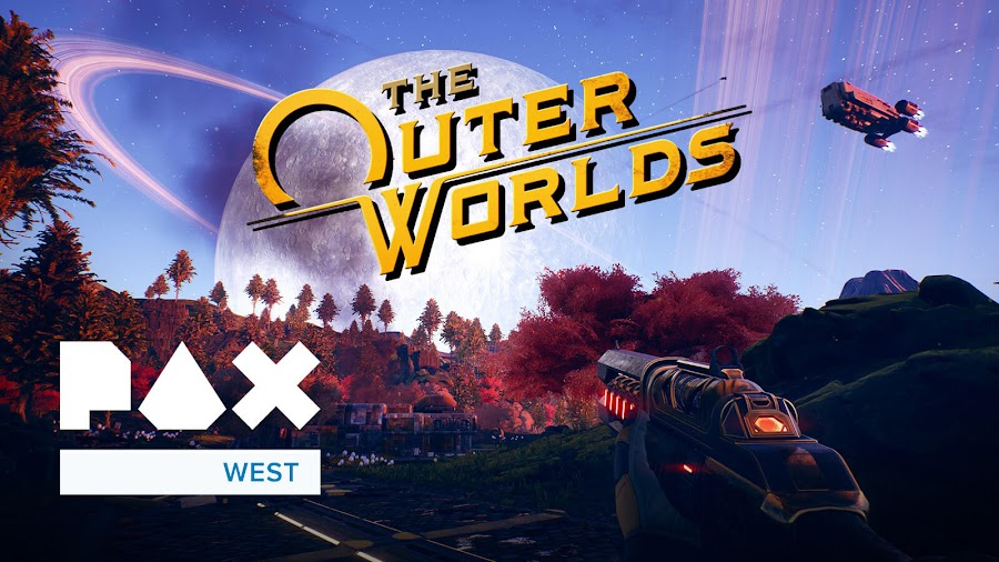 the outer worlds pax west 2019 trailer pc ps4 xbox obsidian entertainment private division