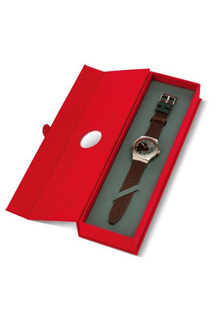 Swatch x Hackett Sistem51 Edición Limitada