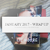 January, 2017 Wrap Up // What I Read