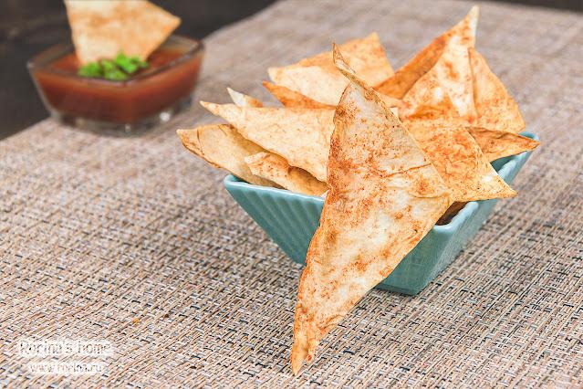Диетические чипсы из лаваша: как приготовить в духовке, фото