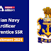 Indian Navy Artificer Apprentice SSR Recruitment 2021 : Check here