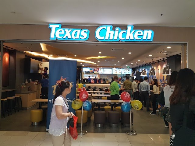 TEXAS CHICKEN pertama di JOHOR BAHRU!!