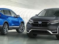 Honda CR-V Facelift, Hadirkan Versi Hybrid