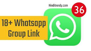 18+ whatsapp group link
