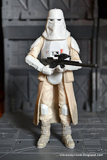 "Snowtrooper Empire Strikes Back 6"" Black Series"