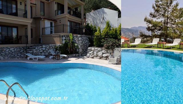Tatil yerimiz Alya Villa Butik Otel