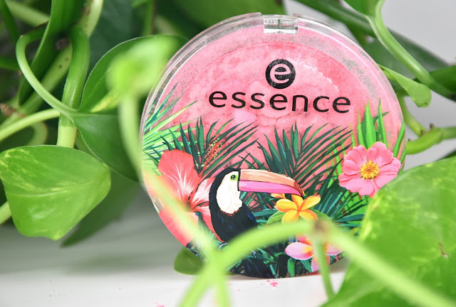 Essence My Heart is Beating like a Jungle Drum Blush
