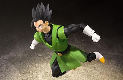 """Imágenes finales y detalles de la S.H.Figuarts de Great Saiyaman de """"Dragon Ball Z"""" - Tamashii Nations"""