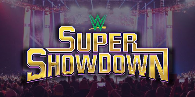 First WWE Super ShowDown Stage Photos Revealed