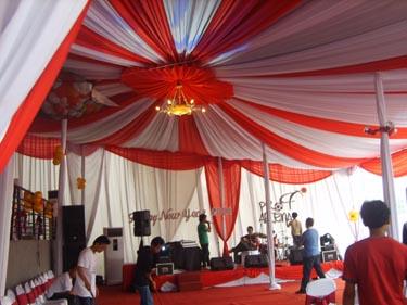 Dian Yang  Tak Kunjung Padam Aneka Jenis Tenda  Tenda  Mewah