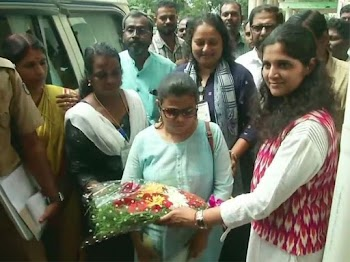Pranjal Patil, India's first visually impaired woman IAS officer