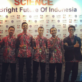 SCIENCE FAIR LIPI