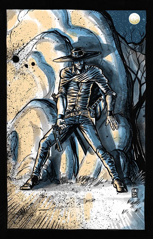 El Cabrón Pistolero - 3