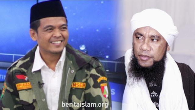 Komandan Banser vs Ustadz Fadlan Al Garamatan