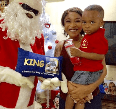 Tonto Dikeh Lovely In Cute Outfit (Photos)