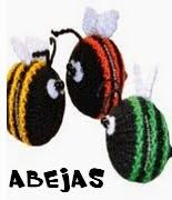 http://patronesjuguetespunto.blogspot.com.es/2014/08/patrones-abejas.html