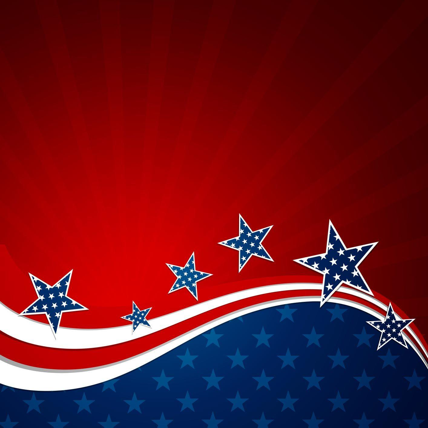 4th July Independence Day holidays  Free Vector Downloads